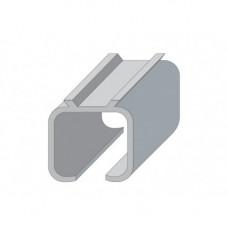 Направляющая верхняя для раздвижных дверей N2